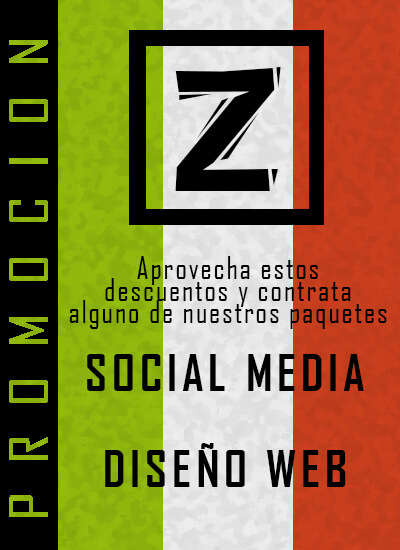 TheZAsh, Social Media, Redes sociales, Diseño Web, Página Web, Diseño, Marketing, Social media, tienda online, community manager
